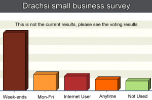 Small Business owners use the web on these days